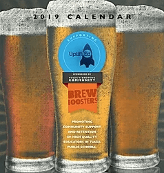 Tulsa brewers pose in calendar to raise money for UpliftEd, Inc. -Tulsa World