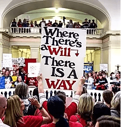 The Oklahoma primary shows the lasting impact of the teacher walk-out -The New Yorker
